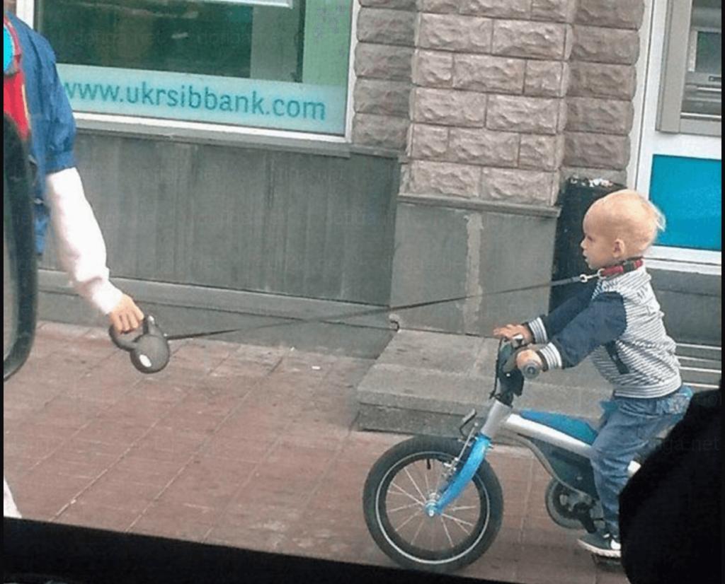 Cet enfant passera du temps chez le psy, ou deviendra serial killer