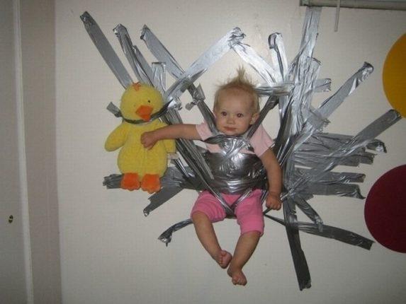 Un enfant bien traité, assurément !